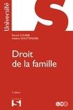 Patrick Courbe et Adeline Gouttenoire - Droit de la famille.