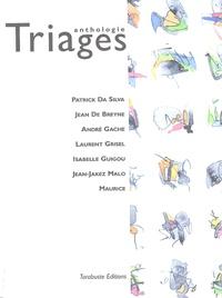 Patrick Da Silva et Jean de Breyne - Triages - Anthologie 2005.