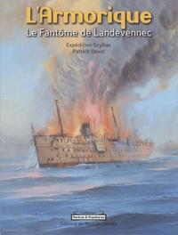 Patrick David - L'Armorique, le fantôme de Landevennec.