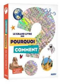 Patrick David et Jean-François Bueno - Le grand livre des pourquoi comment.