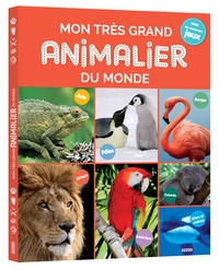 Patrick David et Olivier Verbrugghe - Mon très grand animalier du monde.