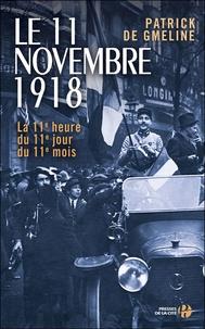 Birrascarampola.it Le 11 novembre 1918 - La 11e heure du 11e jour du 11e mois Image