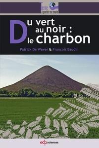 Patrick De Wever et François Baudin - Du vert au noir : le charbon.
