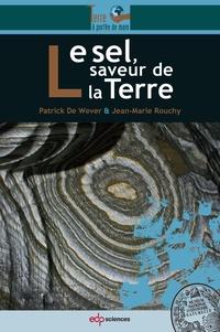 Patrick de Wever et Jean-Marie Rouchy - Le sel, saveur de la Terre.