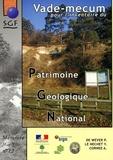 Patrick De Wever - Vade Mecum pour l'inventaire du Patrimoine Géologique National.