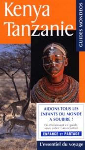 Patrick de Wilde - Kenya, Tanzanie et Zanzibar.