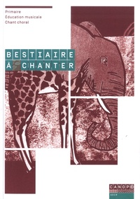 Patrick Demange - Bestiaire à chanter. 2 CD audio