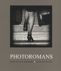 Patrick Devresse et Lucien Suel - Photoromans.