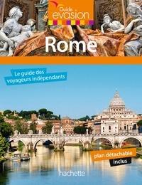 Patrick Dubois et Natasha Penot - Guide Evasion en ville Rome.