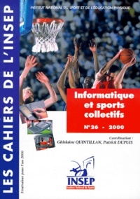 Ucareoutplacement.be INFORMATIQUE ET SPORTS COLLECTIFS Image