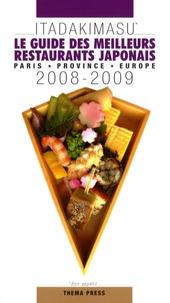 Patrick Duval - Itadakimasu - Le guide des meilleurs restaurants japonais.