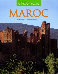 Patrick Erouart et Philippe Lafond - Maroc.