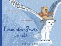 Patrick Fischmann et Bruno Pilorget - Coeur-des-Forêts a parlé.