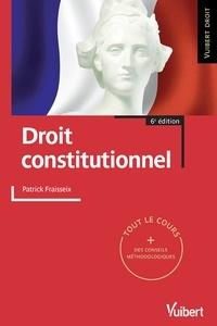 Patrick Fraisseix - Droit constitutionnel.