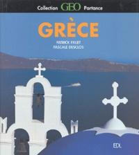Patrick Frilet et Pascale Desclos - Grèce.