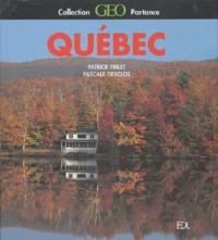 Patrick Frilet et Pascale Desclos - Québec.