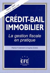 Galabria.be Crédit-Bail Immobilier - La gestion fiscale en pratique, édition incluant le régime TVA Image