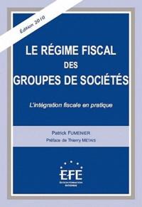 Le régime fiscal des groupes de sociétés - Lintégration fiscale en pratique.pdf