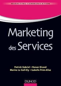 Patrick Gabriel et Ronan Divard - Marketing des services.