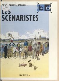 Patrick Gaumer et  Rodolphe - Les scénaristes - 8e Festival de la bande dessinée de Blois.
