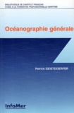 Patrick Geistdoerfer - Océanographie générale.
