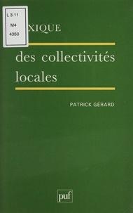 Patrick Gérard - .