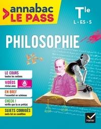 Patrick Ghrenassia et Pierre Kahn - Philosophie Tle L,ES,S - Pour réviser le bac en grand format.