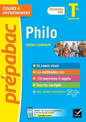 Philosophie Tle tron commun  Edition 2020-2021