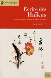 Ecrire des haïkus - Lire, écrire, animer un atelier décriture, publier ses haïkus.pdf