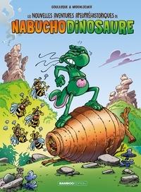 Patrick Goulesque et Roger Widenlocher - Les nouvelles aventures apeupréhistoriques de Nabuchodinosaure Tome 2 : .
