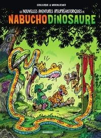 Patrick Goulesque et Roger Widenlocher - Les Nouvelles Aventures apeupréhistoriques de Nabuchodinosaure.