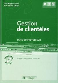 Deedr.fr Gestion de clientèles BTS Négociation et Relation Client - Livre du professeur Image