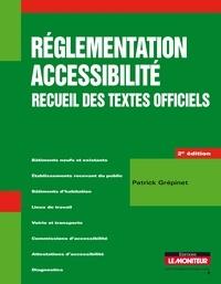 Deedr.fr Réglementation accessibilité - Recueil de textes officiels Image