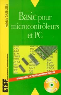 Histoiresdenlire.be BASIC POUR MICROCONTROLEURS ET PC. Avec CD-Rom Image