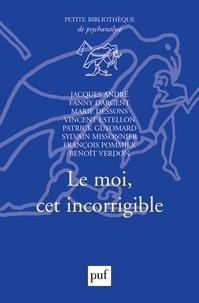 Patrick Guyomard et Jacques André - Le moi, cet incorrigible.