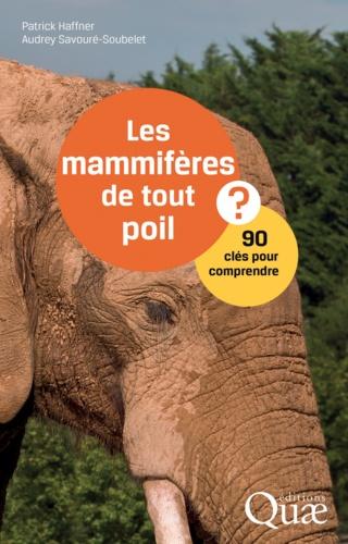 Les mammifères de tout poil. 90 clés pour comprendre