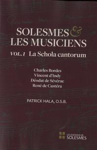 Patrick Hala - Solesmes et les musiciens.