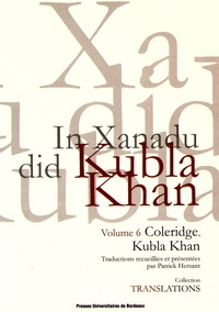Patrick Hersant - Coleridge, Kubla Khan.