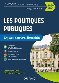 Patrick Horusitzky - Les politiques publiques - Catégories A et B.