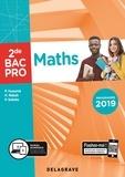 Patrick Huaumé et Pierre Salette - Mathématiques 2de Bac pro.