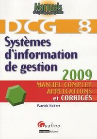 Systèmes dinformation de gestion DCG8 - Manuel complet, applications et corrigés.pdf