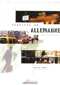 Patrick Imbert - Exporter en Allemagne.