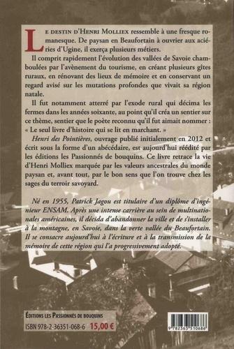 Henri des Pointières. Henri Molliex, paysan, ouvrier et poète savoyard