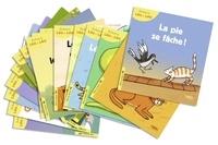 Patrick Joquel - Les livrets de Léo et Léa CP - Pack de 16 livrets.