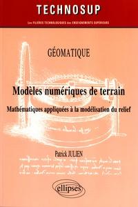 Modèles numériques de terrain - Mathématiques appliquées à la modélisation du relief.pdf