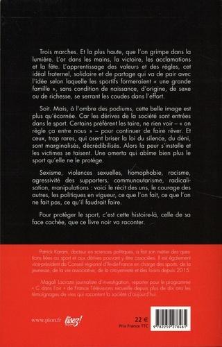 Le livre noir du sport. Violences sexuelles, homophobie, paris truqués, racisme, radicalisation... Tout ce qu'on ne dit jamais