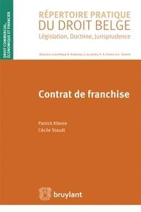 Rhonealpesinfo.fr Contrat de franchise Image