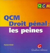 Era-circus.be QCM droit pénal : les peines Image