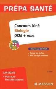 Concours kiné Biologie - QCM + exos.pdf