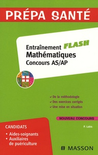 Patrick Labis - Entraînement Mathématiques Concours AS/AP.